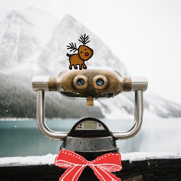 freetoedit kawaii christmas interesting doodle
