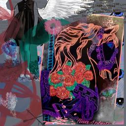 coloringbookpage carousel blacklight graphicdesign daydreams
