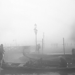 bnw fog venice bnw_captures bnwphotography