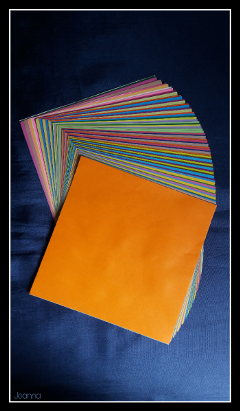 paper colourful origami mine freetoedit