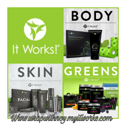 you curious itworks products hashtags