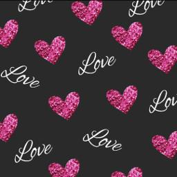 freetoedit lovebackgrounds floatinghearts heartsandglitter valentine