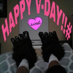 valentinesday text stickers