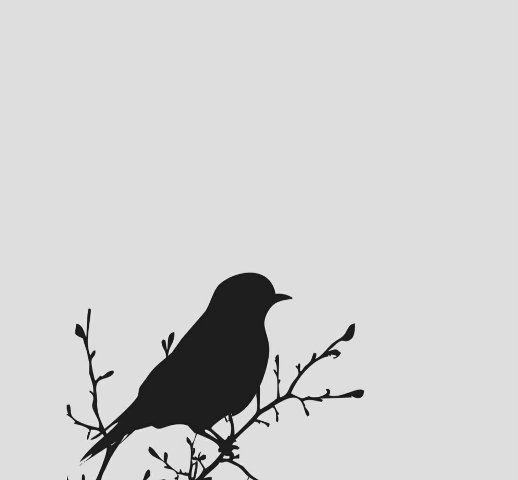 freetoedit silhouette bird minimalism drawing