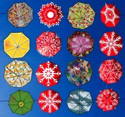 freetoedit dailyremix umbrellas snowlakes clevelandweather