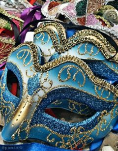 mask venetianmask colorful color colors freetoedit