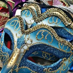 mask venetianmask colorful color colors freetoedit