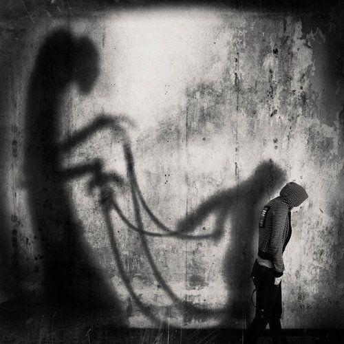 #darkart #depressed #FreeToEdit