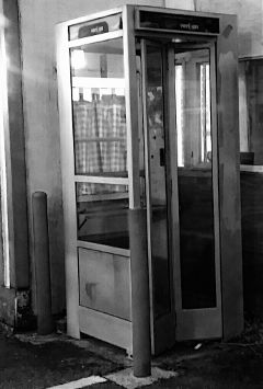 telephone telephonebooth vintage rare old