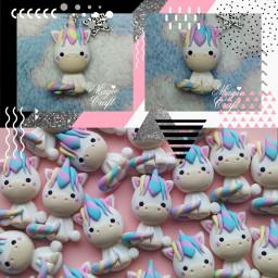 magiecraft unicorn unicornio polymerclay polymerclaylove