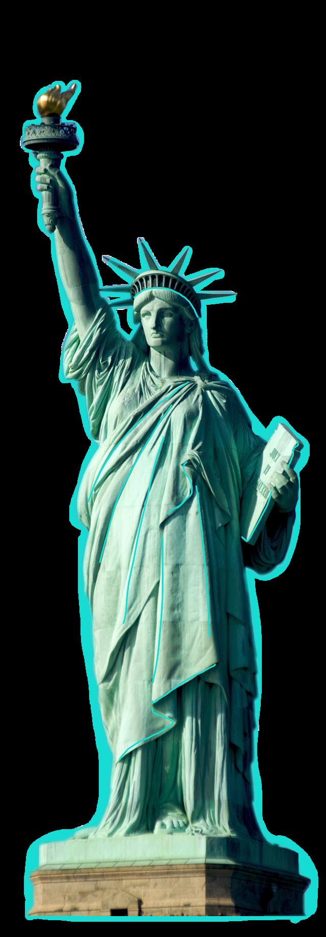 #freetoedit #ftestickers #building #Statue #Statueofliberty#FreeToEdit
