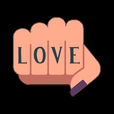 #love #EmojiStickers #emojisticker #emojis #ftehandsigns #valentine #happyvalentinesday #ftestickers