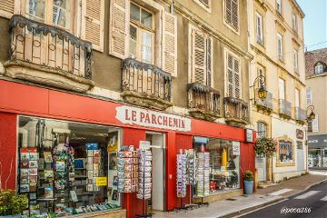 colorful architecture emotions travel france
