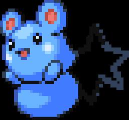 pokemon azurill freetoedit